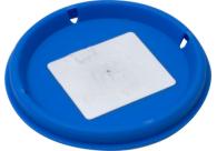 ABB Installatiedozen en -kasten detecteerbaar deksel voor ronde centraaldozen (DTR-3511)