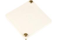 ABB Installatiedozen en -kasten detecteerbaar deksel voor vierkante centraaldozen (DTR-3503)