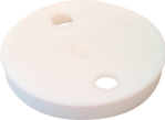 ABB Installatiedozen en -kasten deksel voor ronde centraaldoos (CD/RP)