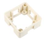 ABB Installatiedozen en -kasten uitbreidingsrand voor zowel vierkante als ronde centraaldozen (3513)