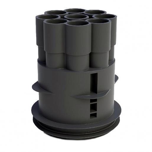ATTEMA centraaldoos 16/19 mm met tape 16/19 mm (CA70R)