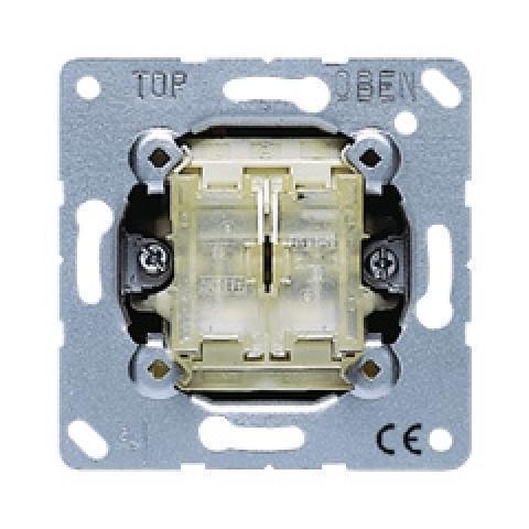JUNG tipschakelaar 250V basiselement (505ETU)