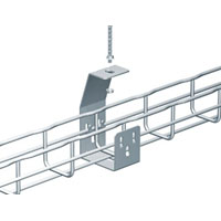 Legrand ophangbeugel CM586140 geschikt voor 50 mm elektrolytisch verzinkt