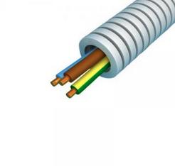 Snelflex Flexibele buis VD draad 3x2,5 en 1x1,5 mm - 16 mm rol 50 meter