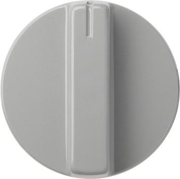 Gira S-color draaiknop grijs