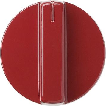 Gira S-color draaiknop rood