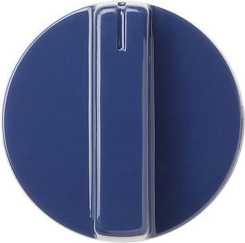 Gira S-color draaiknop blauw
