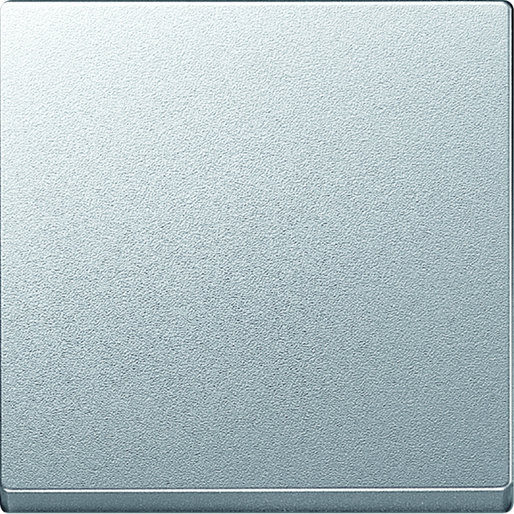 Schneider-Merten systeem M wip - aluminium (MTN433160)