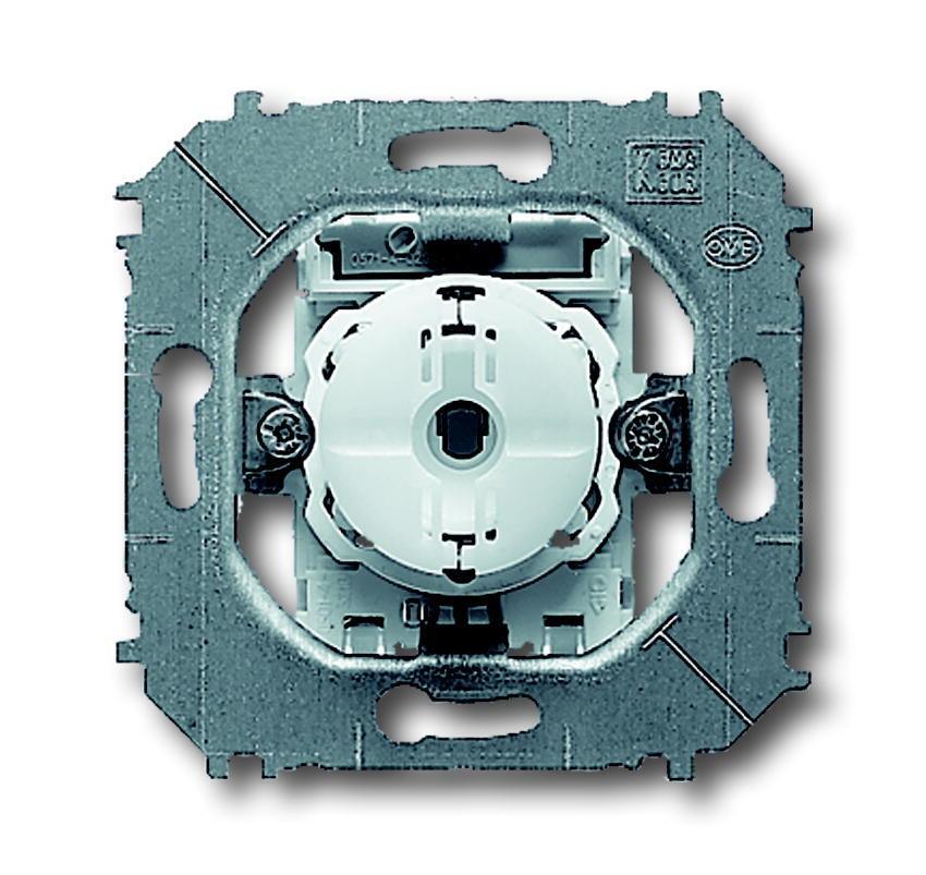 ABB Busch-Jaeger 2001/6/6 U BJ INB.WISS/WISS-SCHAK.IMPULS