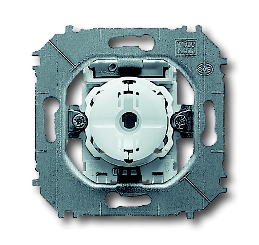 ABB Busch-Jaeger 2001/7 U BJ INB.KRUISSCHAK.KNOPBEDIEN