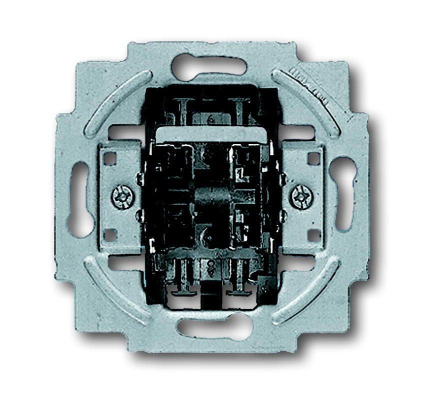 ABB Busch-Jaeger jaloezieschakelaar voor afdekking drukknop terugverend (2020/4 US)