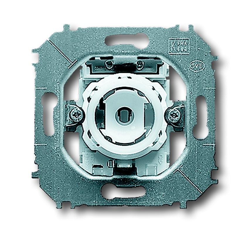 ABB Busch-Jaeger impulsdrukker inbouw 10A 250V - impuls (2021/6 U)