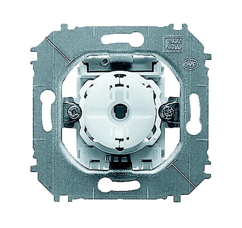 ABB Busch-Jaeger 2021/6 US-201 BJ KNOPPULSDR WIS MELDCONT