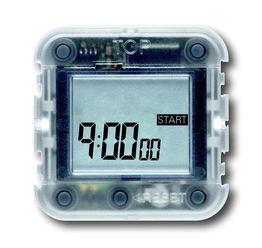 ABB Busch-Jaeger timer count-down inbouw 10uur 10A (6465 U-101)